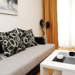 Апартаменты Azzuro Lux Apartments Апартаменты с различными типами кроватей фото 15