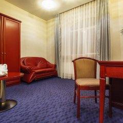 Гостиница Виктория 4* Люкс с различными типами кроватей фото 7