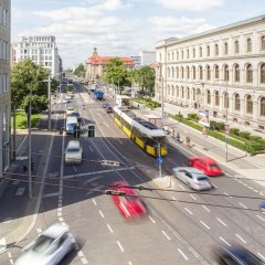 Hotel Berlin-Mitte Campanile парковка