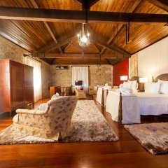 Отель Casa do Varandão Стандартный номер с различными типами кроватей фото 35