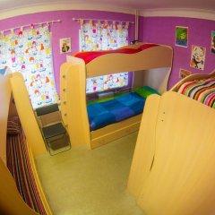 Хостел Гуд Лак Кровать в общем номере фото 32