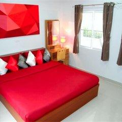 Отель Green Leaf Nai Harn 3 bedrooms Villa комната для гостей фото 5
