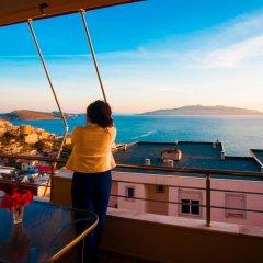 Отель Ionian Gateway Албания, Саранда - отзывы, цены и фото номеров - забронировать отель Ionian Gateway онлайн балкон