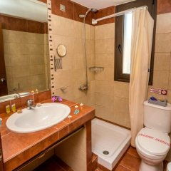 Отель Thalassies Nouveau ванная фото 2