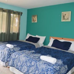 Отель Mansion Giahn Bed & Breakfast Мексика, Канкун - отзывы, цены и фото номеров - забронировать отель Mansion Giahn Bed & Breakfast онлайн комната для гостей фото 11