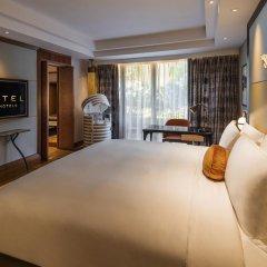 Отель Sofitel Singapore Sentosa Resort & Spa 5* Номер категории Премиум с различными типами кроватей фото 9