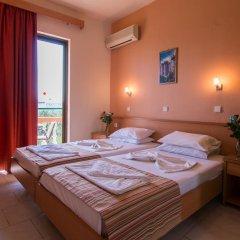 Отель Villa George 2* Студия с различными типами кроватей фото 8