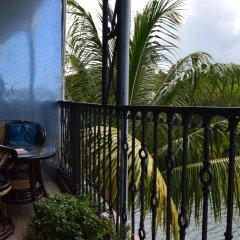 Отель Le Bamboo 3* Стандартный семейный номер с двуспальной кроватью фото 5