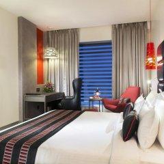 Отель Aauris 4* Номер Делюкс с различными типами кроватей