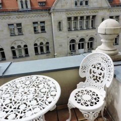 Отель Kamienica Bankowa Residence Познань балкон