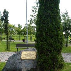 Отель KOSMONAUTY Вроцлав спортивное сооружение