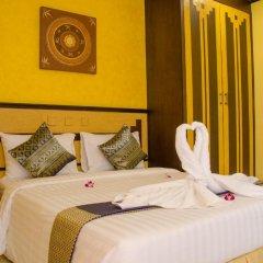 Отель B & L Guesthouse 3* Улучшенный номер с разными типами кроватей фото 25
