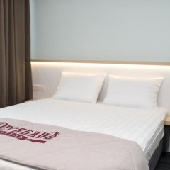 Гостиница ДерябинЪ комната для гостей