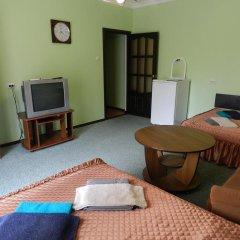 Гостевой дом Домашний Уют Стандартный семейный номер с двуспальной кроватью фото 5