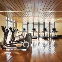 Отель The St. Regis Sanya Yalong Bay Resort – Villas фитнесс-зал фото 2