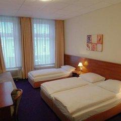 Hotel Residence am Hauptbahnhof 3* Стандартный номер с различными типами кроватей фото 7