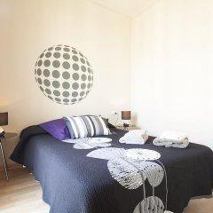 Апартаменты Plaza España Apartment Барселона комната для гостей фото 2