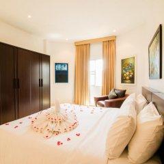 Апартаменты Mosaik Luxury Apartments Полулюкс с различными типами кроватей фото 3