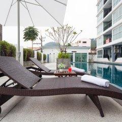 Отель Rang Hill Residence бассейн фото 3