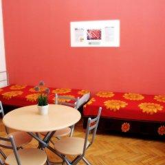 Budapest Budget Hostel Стандартный номер с различными типами кроватей (общая ванная комната) фото 16