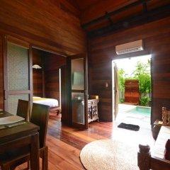 Отель Ananta Thai Pool Villas Resort Phuket 3* Вилла разные типы кроватей фото 10