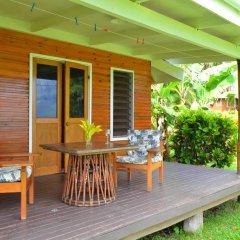 Отель Daku Resort Savusavu 3* Бунгало с различными типами кроватей фото 10