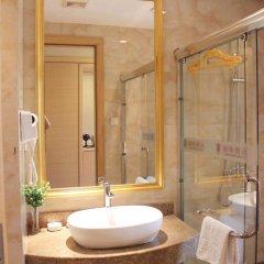 Libo Business Hotel 4* Улучшенный номер с различными типами кроватей фото 12