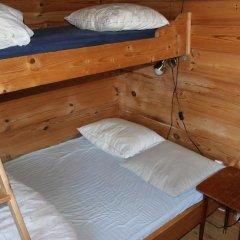 Отель Skysstasjonen Cottages сейф в номере