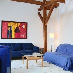 Отель Top City Terrassenapartment Берлин комната для гостей фото 4
