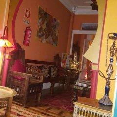 Отель Porto Riad Guest House 2* Стандартный номер двуспальная кровать фото 15