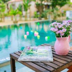 Отель Mr Tho Garden Villas питание фото 2