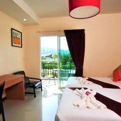 Отель Phuket Jula Place 3* Улучшенный номер с различными типами кроватей фото 17