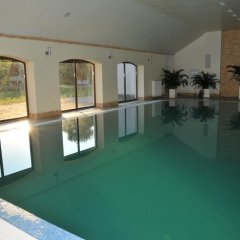 Гостиница Troyanda Karpat бассейн фото 3