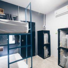 Bed Hostel Кровать в общем номере фото 3