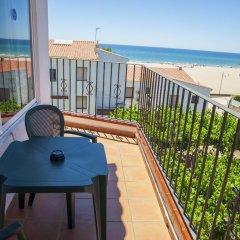 Hotel Comarruga Platja балкон