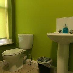 Отель City B&B Великобритания, Ливерпуль - отзывы, цены и фото номеров - забронировать отель City B&B онлайн ванная