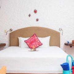 Отель Las Nubes de Holbox 3* Бунгало с различными типами кроватей фото 9