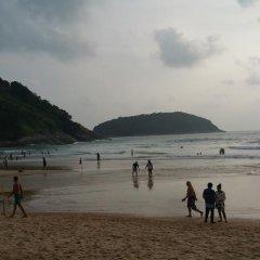 Отель Sunshine Guesthouse пляж