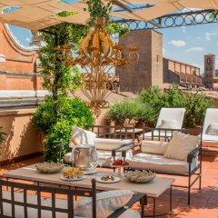 Grand Hotel Majestic già Baglioni 5* Люкс с различными типами кроватей фото 7
