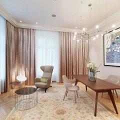 Hotel Sans Souci Wien 5* Люкс с двуспальной кроватью