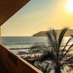 Costa De Oro Beach Hotel пляж фото 2