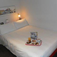 Отель Allegroitalia Espresso Darsena 3* Стандартный номер с различными типами кроватей фото 5