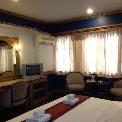 Отель Suda Palace Бангкок интерьер отеля фото 3