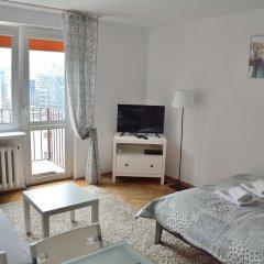 Отель Sleep4you Apartamenty Centrum Польша, Варшава - отзывы, цены и фото номеров - забронировать отель Sleep4you Apartamenty Centrum онлайн комната для гостей фото 2