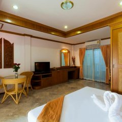 Отель Royal Prince Residence 2* Улучшенный номер двуспальная кровать фото 13