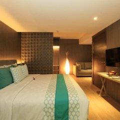 Bedrock Hotel Kuta Bali 4* Полулюкс с различными типами кроватей фото 4