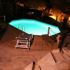 Отель Chalet Monchique бассейн фото 2
