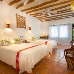 Beachfront Hotel La Palapa - Adults Only 3* Стандартный номер с различными типами кроватей фото 3