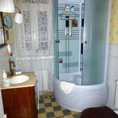 Русско-французский отель Частный Визит Стандартный номер с двуспальной кроватью фото 8