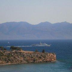Отель Klonos - Kyriakos Klonos Греция, Эгина - отзывы, цены и фото номеров - забронировать отель Klonos - Kyriakos Klonos онлайн пляж фото 2